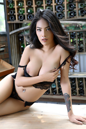 Shan Sexy Asian Babe Erocurves 1